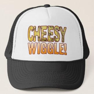 Wiggle Blue Cheesy Trucker Hat