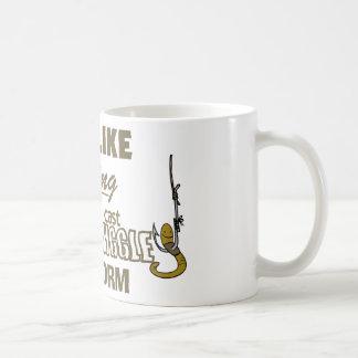 Wiggle Your Worm Coffee Mugs