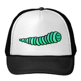 wiggly worm cap