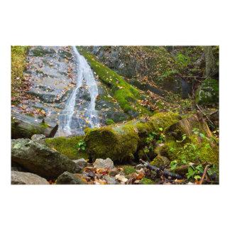 Wigwam Falls, Blue Ridge Parkway, Virginia Photo