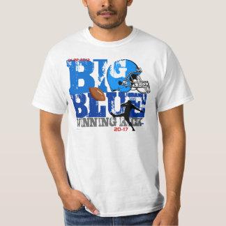 Wiinning Kick New York NFC Champs Football T-Shirt