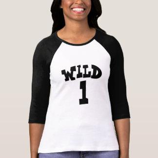 WILD 1 T SHIRTS