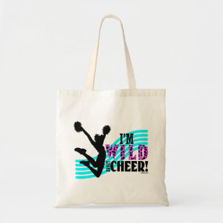 Wild About Cheer Budget Tote Bag