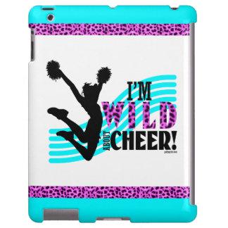 Wild About Cheer iPad Case
