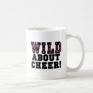 Wild About Cheer Mug
