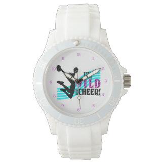 Wild About Cheer Wristwatch