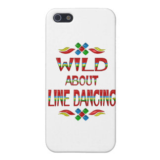 Wild About Line Dancing iPhone 5 Covers