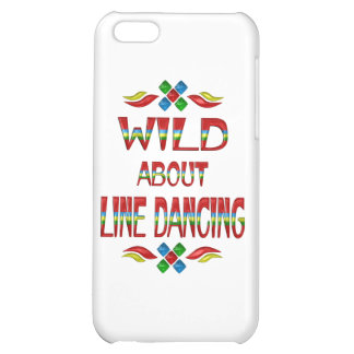 Wild About Line Dancing iPhone 5C Case