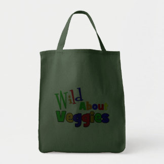 WILD About VEGGIES Bags