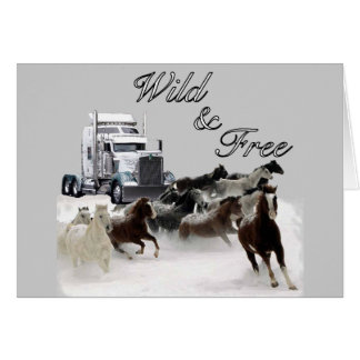 Wild & Free Card