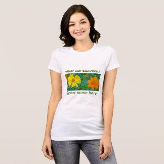 Wild and Beautiful Wildflowers 2 T-Shirt