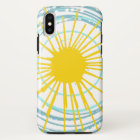 Wild and Free You Are My Sunshine iPhone X Case