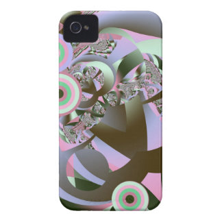 Wild and Wonderful, abstract Blackberry bold case