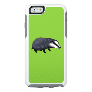 wild animal baby badger OtterBox iPhone 6/6s case