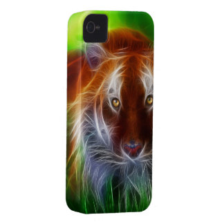 Wild Animal Big Cats Tiger iPhone 4 Case-Mate Cases