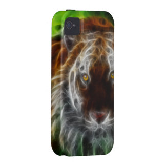 Wild Animal Big Cats Tiger iPhone 4/4S Covers