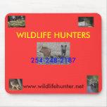 Wild Animal Mouse Pad