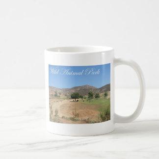 Wild Animal Park Basic White Mug