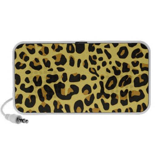 Wild Animal Pattern Travel Speaker