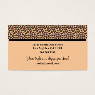 Wild Animal Print High Fashion Boutique Designers