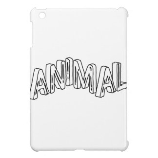 Wild Animal Print iPad Mini Cases