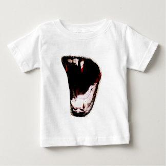 Wild Animal Teeth Fang Baby T-Shirt
