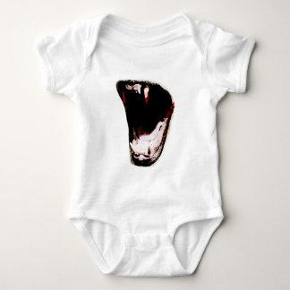 Wild Animal Teeth Fang T-shirt