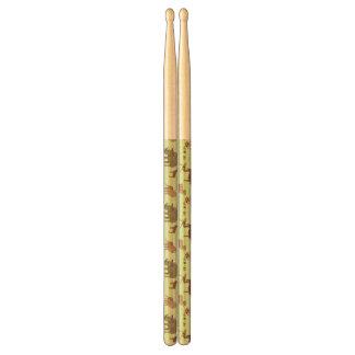 Wild animals drumsticks