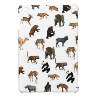 Wild Animals iPad Mini Case