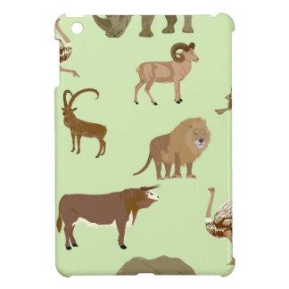 Wild animals iPad mini covers