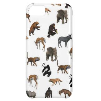 Wild Animals iPhone 5C Case