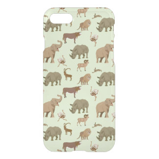 Wild animals iPhone 8/7 case