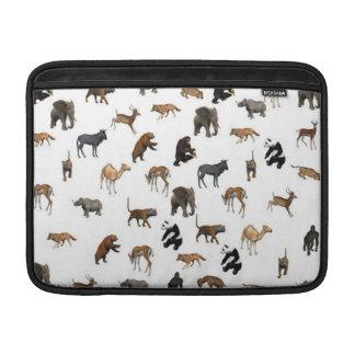 Wild Animals Mac airbook Sleeve