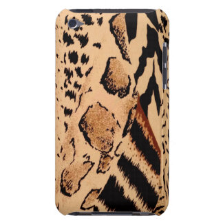 Wild Animals Pattern iPod Touch Covers