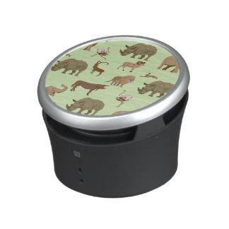 Wild animals speaker