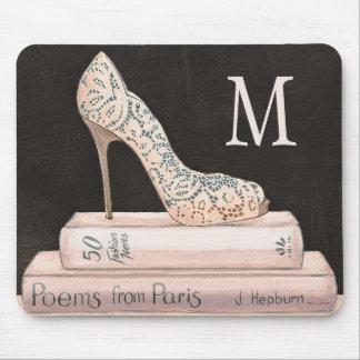 Wild Apple | Elegant High Heel Fashion Mouse Mat