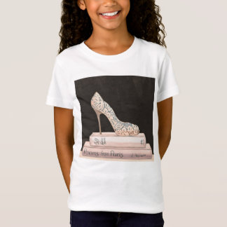 Wild Apple | Elegant High Heel Fashion T-Shirt