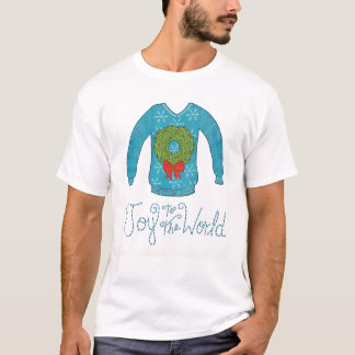 Wild Apple | Joy To The World - Christmas Sweater