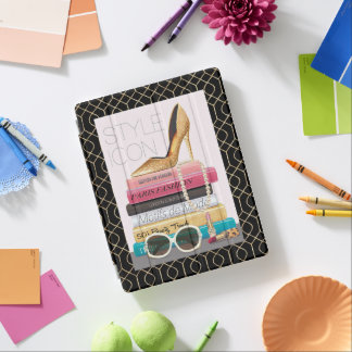 Wild Apple | Style Icon - Gold Stiletto iPad Cover