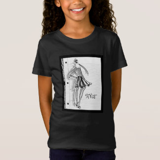 Wild Apple | Style Icon - Modern Sketch T-Shirt