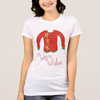 Wild Apple | Warm Wishes - Gingerbread Man T-Shirt