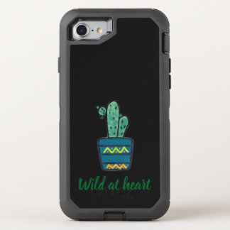 Wild at heart defender series OtterBox defender iPhone 8/7 case