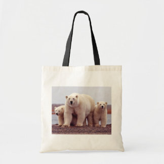 Wild Bears Tote Bag