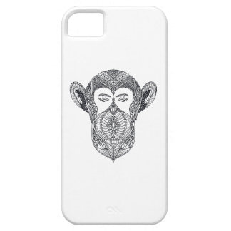 Wild Beast Of The Forest Doodle iPhone 5 Covers