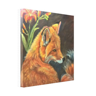 Wild Beauty Canvas Prints