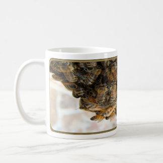 Wild Bees Basic White Mug