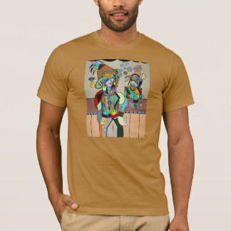 """Wild Bill"" by Ruchell Alexander T-Shirt"