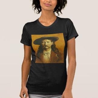 Wild Bill Hickok Illustration Tshirts