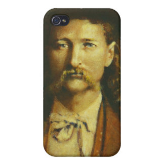 Wild Bill Hickok iPhone 4 Case