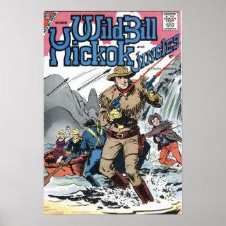 Wild Bill Hickok Poster